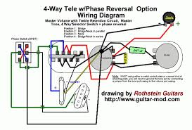 4 way switch wiring diagram tele 4 wiring diagrams