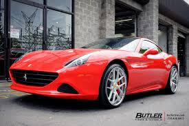 Ferrari California Custom - ferrari california with 22in mint marinello wheels exclusively