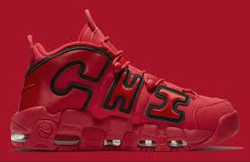 nike air more uptempo qs chicago red release date aj3138 600