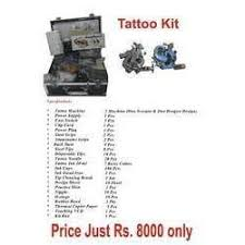 tattoo kit supplier in kolkata tattoo kit at best price in india