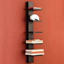 narrow picture ledge spine wall shelf for narrow spaces shelves spaces and walls
