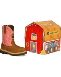 corral deer boot s shoes buckle buy me deere toddler boys johnny poppers boots sheplers