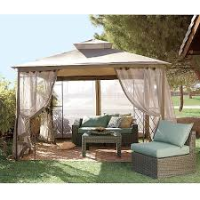 Jcpenney Outdoor Furniture by Jcpenny Gazebo Replacement Canopy Garden Winds
