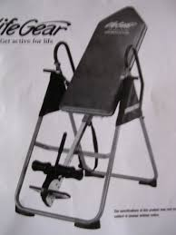 inversion table for sale near me inversion table machine w memory foam fitness gym gear for sale