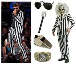 Black White Striped Halloween Costume Diy Miley Cyrus Costume Robin Thicke Halloween Costumes Blog