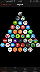 Home Design App Apple by How To Change The Layout Of Apps On Your Apple Watch Ios
