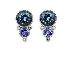 matrix opal ring matrix opal earrings featherstone design