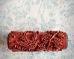 pattern paint roller online india tapet patterned paint roller from the painted house