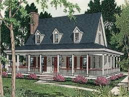 good single story house plans with front porch 1 really small