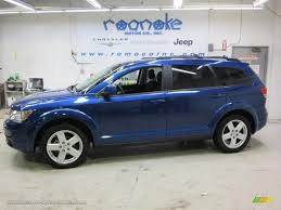 Dodge Journey Blue - 2010 dodge journey sxt awd in deep water blue pearl coat 227604