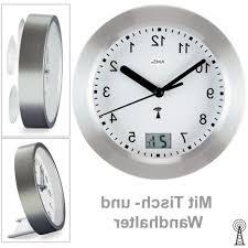 Wohnzimmer Uhren Funk Funkuhr Kche Ett Funkuhr Elsm With Funkuhr Kche Design Lampen