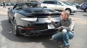 2017 black porsche 911 turbo 2014 porsche 911 turbo s cabriolet for sale columbus ohio youtube