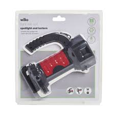 wilko led spotlight and lantern at wilko com