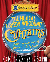 Curtains Music Musical Comedy