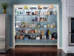 Kitchen Closet Shelving Ideas Kitchen Mesmerizing Tall Kitchen Pantry Cabinet Five Storage