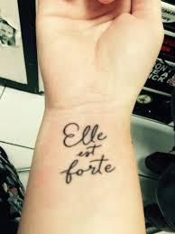 Latin Quote Tattoo Ideas Best 20 Strong Tattoos Ideas On Pinterest Fierce Women