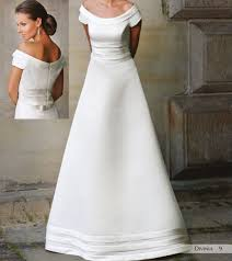 wedding dress ireland margarett divina a line satin wedding dress sell my wedding