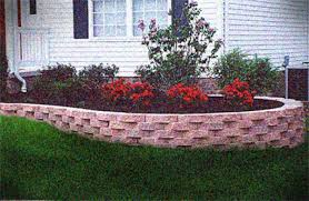 landscaping with bricks hoehnen landscaping