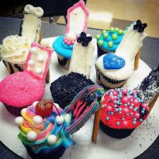 25 best high heel cupcakes images on pinterest high heel