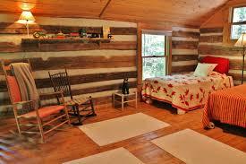 Log Cabin Floors by Stonebridge Creekside Log Cabin
