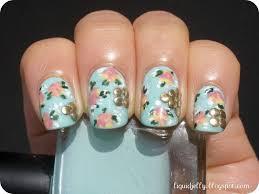 bee nail art image collections nail art designs