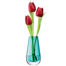 lsa flower colour bud vase designer turquoise vase