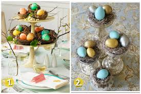 Easter Decorations For A Table by Easter Centerpiece Inspirations For Cheerful Table Settings