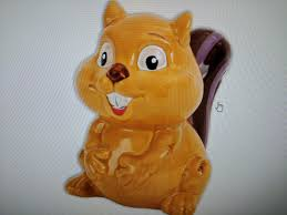 nutty the squirrel storytime pottery pots pottery