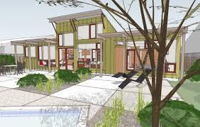 Mid Century Modern Home Interiors Mid Century Modern Home Design Modern House Plan