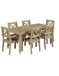 dahlia dining table u0026 6 chairs m u0026s