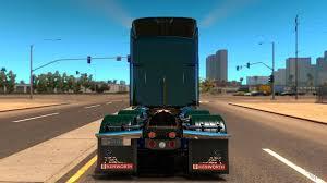 kenwood t800 t800 para american truck simulator