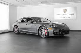 Porsche Panamera All White - 2017 porsche panamera turbo for sale in colorado springs co 17263