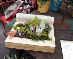 pinterest party workshop altered fairy garden books fairy