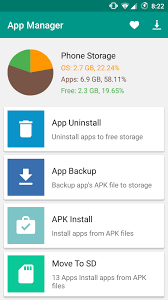 app manager for android android app manager introduction