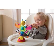 lc27243 lamaze freddie the firefly table top high chair toy baby