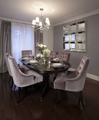 dining room chairs awesome tufted set blue chair velvet design