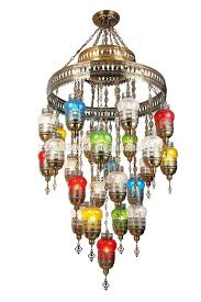 Colored Chandelier Outstanding Colored Glass Chandelier 150 Contemporary Colored