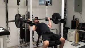 Bench Press Does Not Build A Bigger Chest Chest Exercise Incline Barbell Bench Press Bottom Start