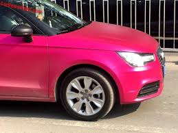 light pink audi audi a1 is pink in china carnewschina com china auto news