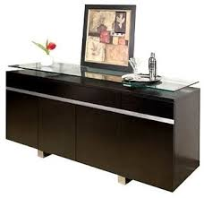 glass top buffets and sideboards for less houzz