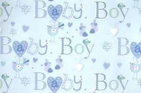 baby boy wrapping paper 3 x bird socks mouse blue new born baby boy gift wrap luxury