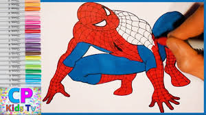 spiderman coloring pages part 13 spiderman coloring pages fun