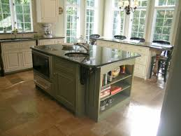 Kitchen Cabinets Green Maple Wood Kitchen Cabinets In Sage Green And Harricana Finish