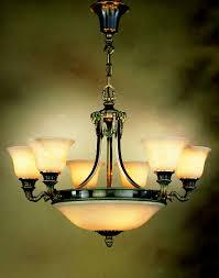 Alabaster Chandelier Royal Heritage 9 Light Alabaster Chandelier