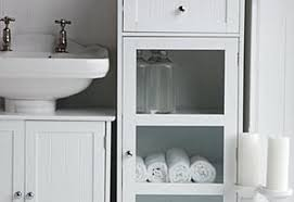 Free Standing Wooden Bathroom Furniture White Freestanding Bathroom Cabinet White Freestanding Bathroom
