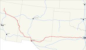 New Mexico Cities Map U S Route 180 Wikipedia