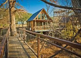 treehouse resorts in texas growing in popularity san antonio