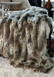 Russian Home Decor Furniture Elegant And Luxury Faux Fur Throws U2014 Chrismartzzz Com