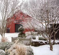 Winter House A Winter U0027s Tale At Juniper Hill Farm Old House Restoration
