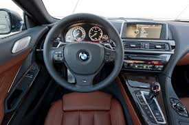 bmw inside view 2012 bmw 640d xdrive coupe picture 64889